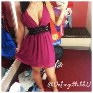 Fredrick's of Hollywood Dress Pink, HOT!!!